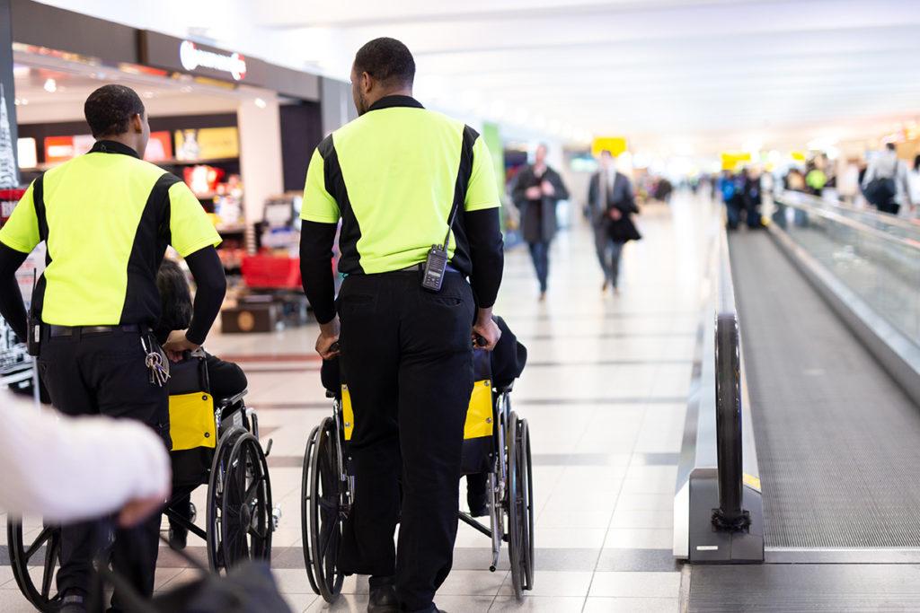 Geolocalización PMR aeropuertos