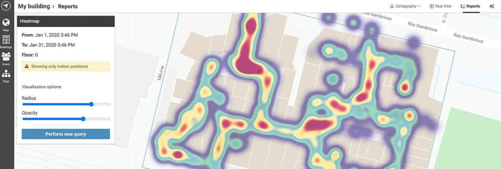 Geomarketing with geofences